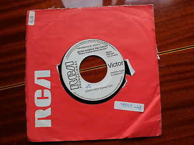 Single Promo Brian Auger & The Trinity + Harmony Grass - Rca Spain 1971 Vg+