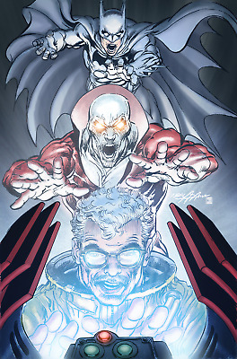 Deadman # 1 Glow In The Dark Cover Nm New Comic