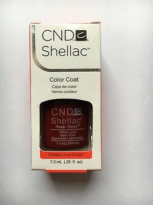 CND Shellac Tinted Love Made in USA Top Qualität