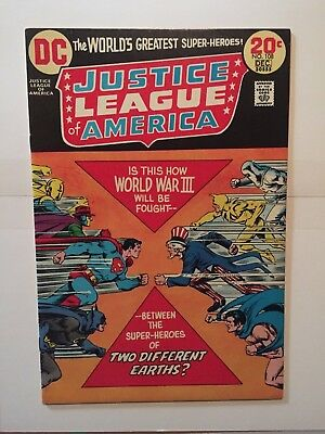 Justice League of America 108 FN/VF