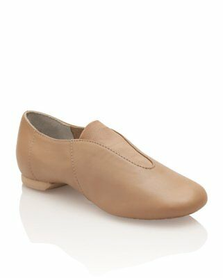 Capezio CP05 Show Stopper Jazz Shoes - NEW - Caramel - multiple sizes child/adul