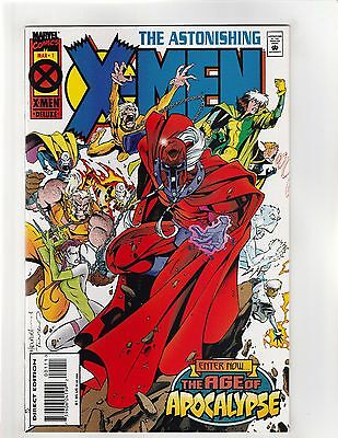 Astonishing X-Men (1995) #1 NM- 9.2 Marvel Comics Age of Apocalypse