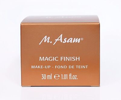 M. Asam Magic Finish MAKE-UP MOUSSE 30ml. Conceal redness, dark spots, circles