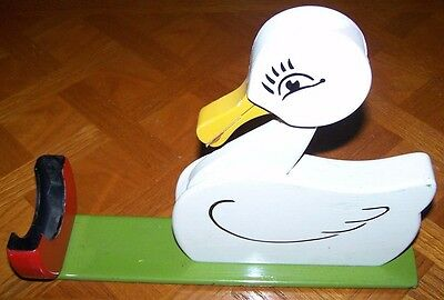 CARD DUCK - WARREN HAMILTON  Jo-Anne