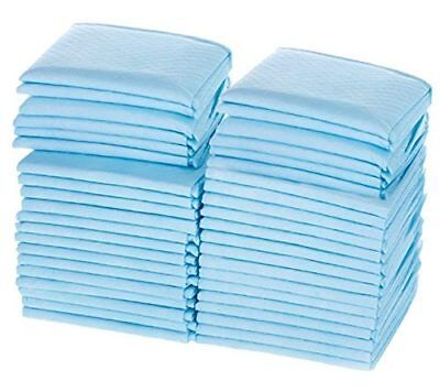 50 Disposable Fluff Heavy 23 X 36 Adult Kid Bed Chair Wheelchair Underpad Pad