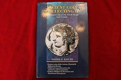 Ancient Coin Collecting, Numismatics Of The Greek World, Hard Cover, New Book
