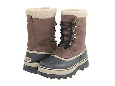 Men's Sorel Caribou™ Bruno Cold Weather Winter Boots SZ: 8-12 *NIB*
