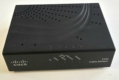 Cisco EPC2100 R2  Ethernet Cable Modem
