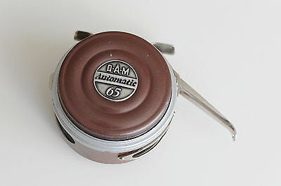Vintage DAM Automatic 65 Fly Fishing Reel