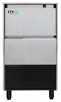 ITV Ice Machine NG80 Self Contained Cuber