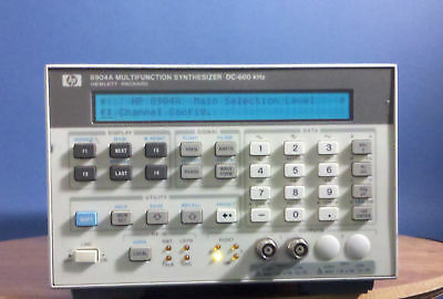 HP/AGILENT 8904A/006/H16 Multifunction Synthesizer