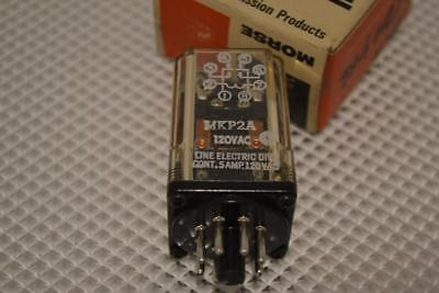 One New Line Electric (Morse) Cube Relay Mkp2A.