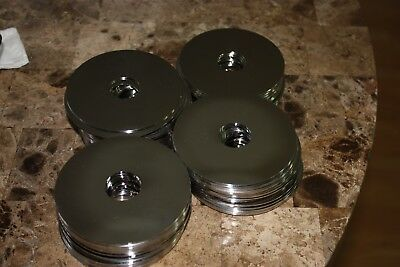 113 Hard Drive Platters HDD for scrap metal recovery or crafts