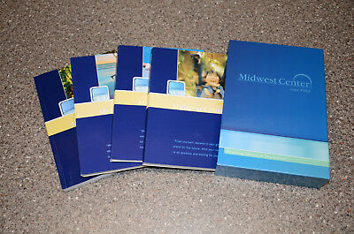 Attacking Anxiety & Depression 19 CD's & Workbook Lucinda Bassett Midwest Center