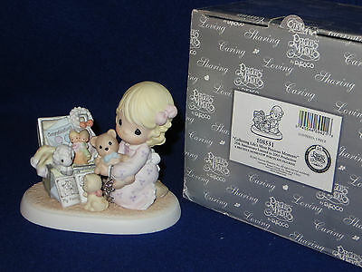 """collecting Life's Most Precious Moments"" Enesco #108531 - 2002 - Mib"