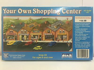 IHC, Health Aids, HO SCALE 1:87, PLASTIC MODEL KIT, #100-48