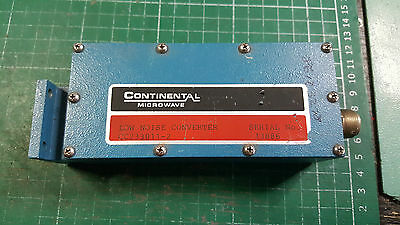 RF Low Noise Converter , CC233011-2 , Continental Microwave , EX MOD