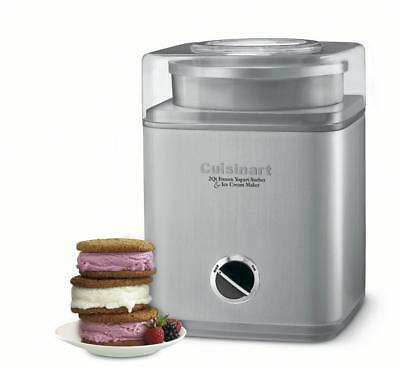 Cuisinart ICE-30BCC Pure Indulgence Frozen Yogurt-Ice Cream & Sorbet Maker