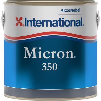 International Micron 350 Antifouling de polissage bleu marine (74-93.32?/L)
