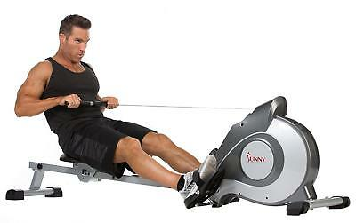 Magnetic Rowing Machine by Sunny Health & Fitness - SF-RW5515