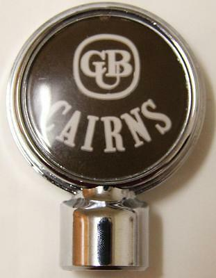 Collectible Cub Cairns Old Round Brown Tap Top - Rare