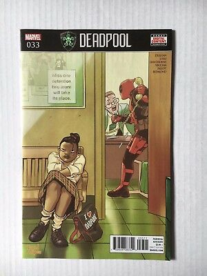 Marvel Comics: Deadpool #33 (2017) - BN Bagged and Boarded