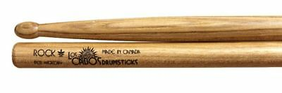 Los Cabos Rock Red Hickory Drum Sticks New