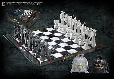 Harry Potter Wizard's Chess  - NOBLE COLLECTION