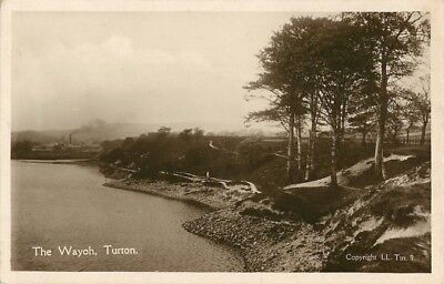 Lancashire The Wayoh Turton Real Photo