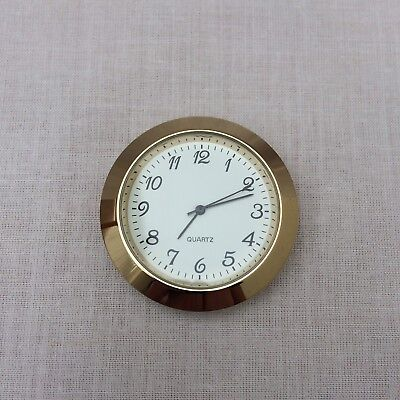 43mm Clock Insert with free Lithium battery