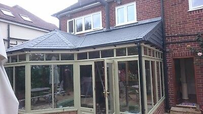 Conservatory Roof Conversion * Fully Insulated * Fully Guaranteed