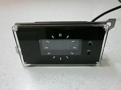 Ford Falcon XW XY Reproduction Digital Clock   Suit GT GS Dash