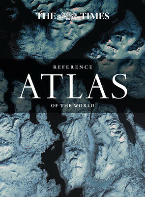 The Times Reference Atlas Of The World by Times Atlases (Hardback,