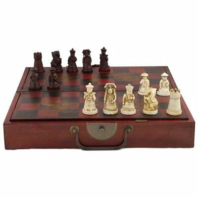 Collectible Board Games Chinese Antique Style Chess Set