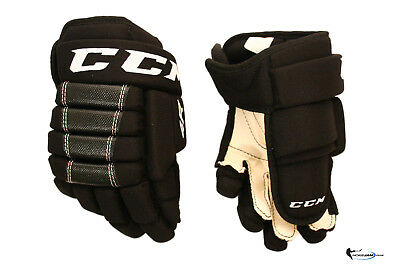 CCM 4 Roll III Ice Hockey Gloves Size Senior Hokejam.co.uk