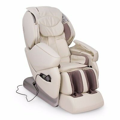 Fauteuil de Massage NIRVANA - Beige - (BE)