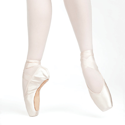 Russian Pointe Shoes - NEW - Rubin, Muse, Entrada - multiple sizes