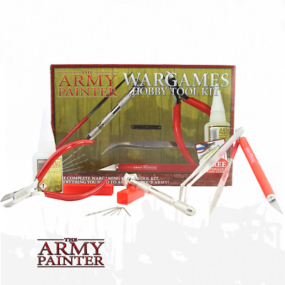Tool - Wargamers Hobby Tool Kit (box) - *The Army Painter*