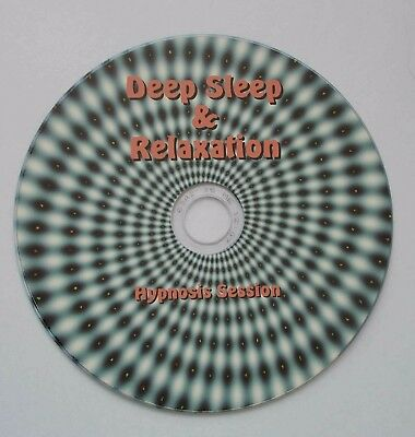 Deep Sleep & Relaxation Hypnosis Session CD