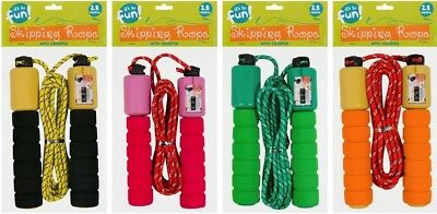 Assorted Digital Skipping Jump Rope with Counter