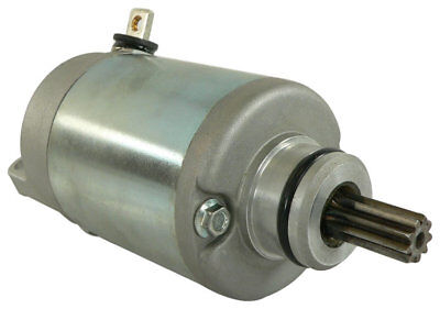 New Suzuki Gsf650 Bandit  Starter Motor Water Cooled Models Only 2007 To 2011