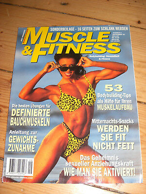 Muscle & Fitness 9/1997 September 1997 Shipping To Europe