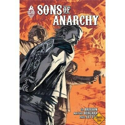 Sons Of Anarchy T04 - Ankama - Sons Of Anarchy