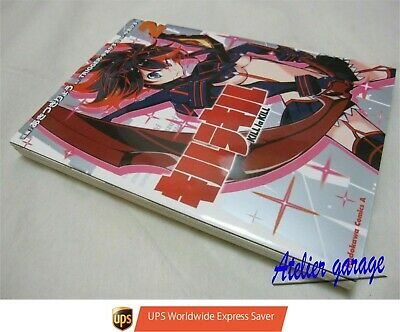 W/Tracking Number. Kill la Kill Vol.2 Japanese Manga Comic Ryo Akizuki TRIGGER