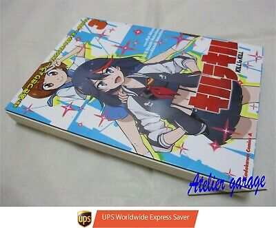 W/Tracking Number 7-14 Days to USA. Kill la Kill Vol.3 Japanese Ver Manga Comic