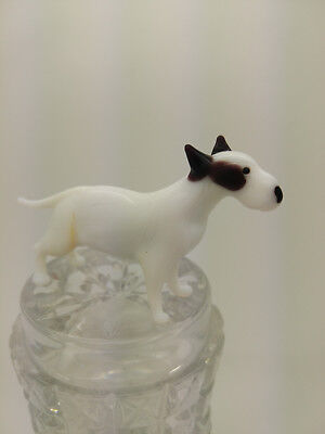 Bullterrier GLASFIGUREN - RASSEHUND