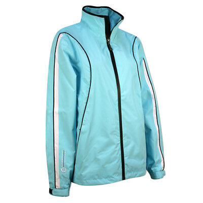 Sunderland Ladies Waterproof Jacket with Three Year Guarantee in Aquamarine