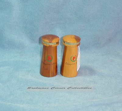 Beautiful Wooden Salt and Pepper Shakers from Rustic Livingston Montana