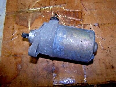 Starter Motor for a VIP 50 Scooter. Should Fit Others, Too.  (1b)