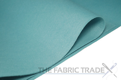 Baby Blue Craft Felt Fabric Material - 100% Acrylic - 2mm Thick - 150cm Wide